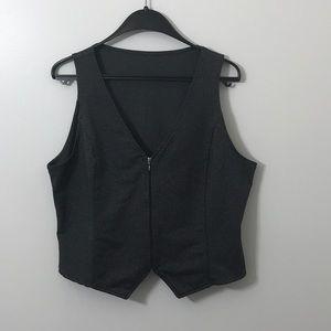 Weekenders Collection Joy Women's Grey Vest.